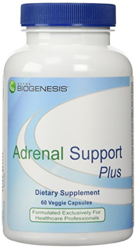 Nutra BioGenesis - Adrenal Support Plus - 60 Capsules
