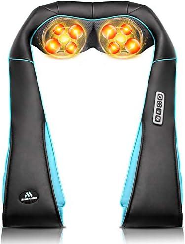 Back Neck Shoulder Massager Heat product image