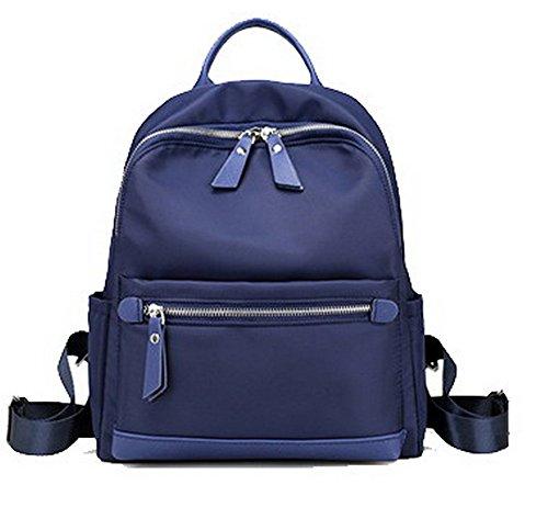 Femme Sacs Voyage VogueZone009 Daypack Noir bandoulière dos Foncé Bleu CCAFBO181444 à Décontractée Sacs à dUfqrq