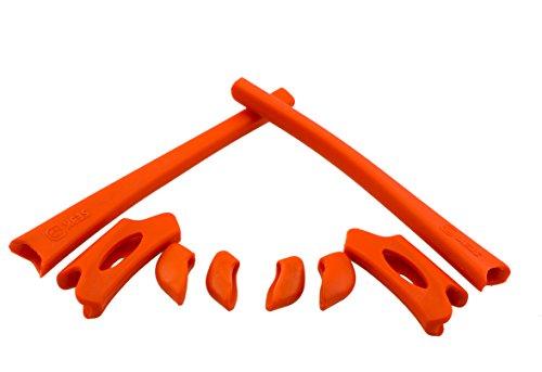 New SEEK OPTICS Rubber Kit Earsocks Nose Pads for Oakley FLAK JACKET - - Jacket Flak Sale