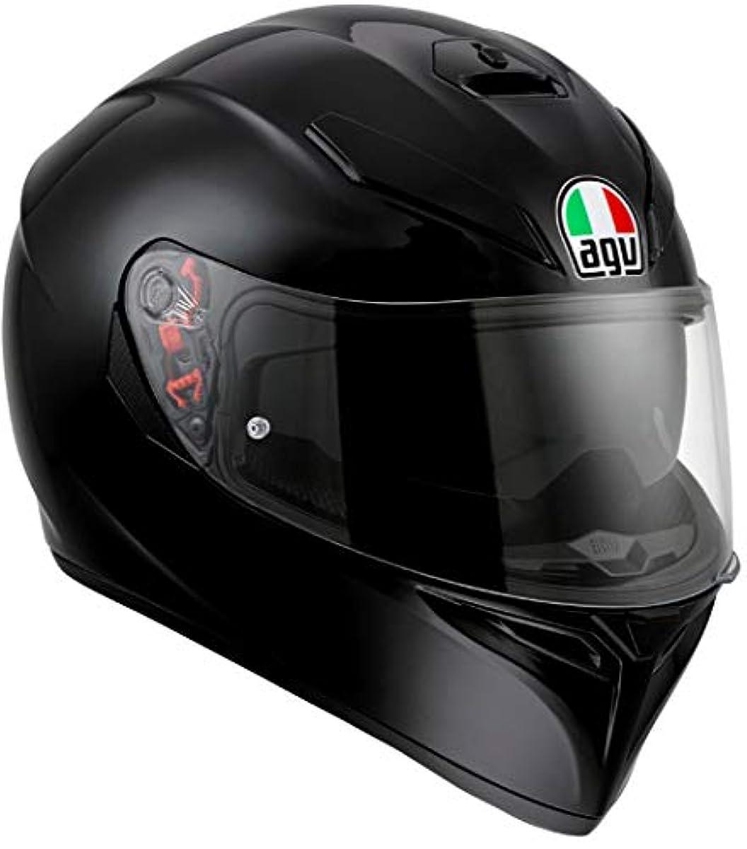 [해외] AGV(시대―부이) 오토바이 헬멧 풀 페이스 K-3 SV MPLK BLACK (블랙) XL (61-62CM) 030194MF001-XL