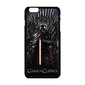 Game of clones dark warrior Cell Phone Case for iPhone plus 6
