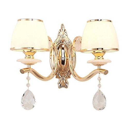 Amazon.com: Avanthika E27 - Lámpara de pared de cristal ...