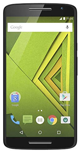 Motorola Moto X Play XT1563 16GB GSM 5.5' Display Unlocked Smartphone 4G LTE, Dual-SIM, 21MP Camera, Octa-Core CPU, Black