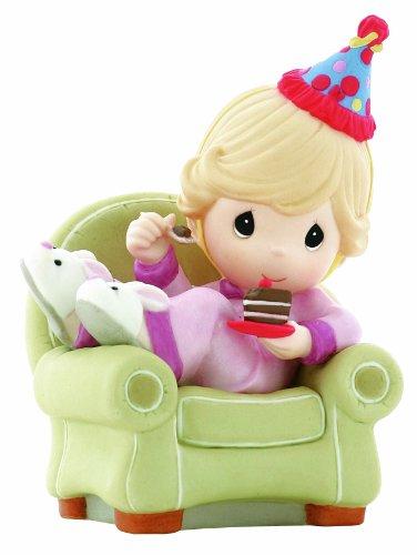 Precious Moments It s Your Birthday, Cake It Easy Figurine