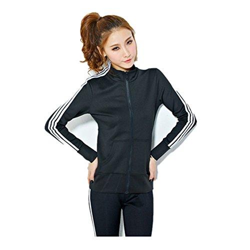 Buy cheap FS Womens Long Sport Sweat Suit Tracksuit Sweatshirt Pants 2 Pcs