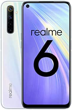 "realme 6 – Smartphone de 6.5"", 8 GB RAM + 128 GB ROM, Procesador ..."