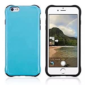 DK_Plastic and TPU High Glossy Shell After Double Color Protection for iPhone 6
