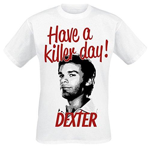 Dexter T Shirt Have A Killer Day Official