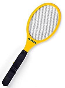 how to use electric fly swatter