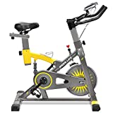 IDEER LIFE Exercise Bike Indoor Cycling Stationary Bike for Home Sport Workout,Adjustable Sport