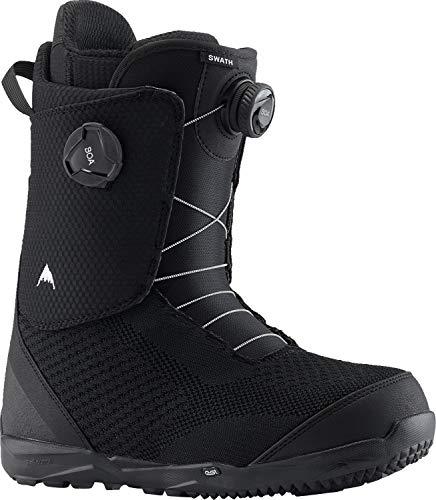 Burton Swath BOA Snowboard Boots Black Sz 11 (Snowboarding Mens Boots Burton)