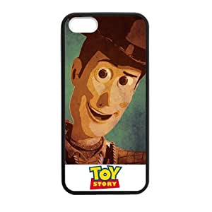 [Accessory] iphone 5/5s iphone 5/5s Case, [Toy Story] iphone 5/5s iphone 5/5s, Case Custom Durable Case Cover for iPhone TPU case (Laser Technology)