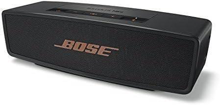 Bose SoundLink Mini II Black Copper