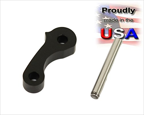 Billet Rear Quarter Window Pivot Latch Hinge that is compatible with Tacoma bl