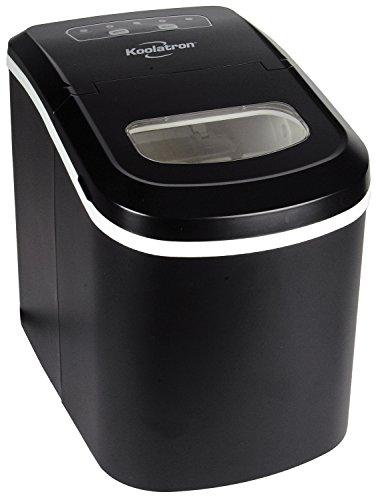 Koolatron KIM-26 Ice Maker Black