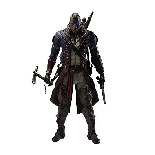 [Action Figures Assassin's Creed Series 5 Revolutionary Connor 6