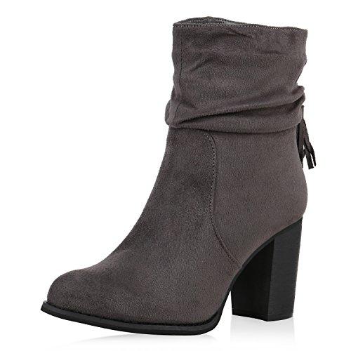 Japado - Botas clásicas Mujer gris