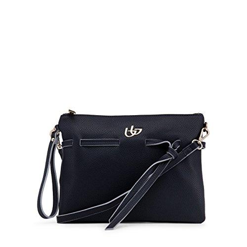 Genuine Bags Women Rrp Clutch Blue Designer Blu Byblos qtSOXX