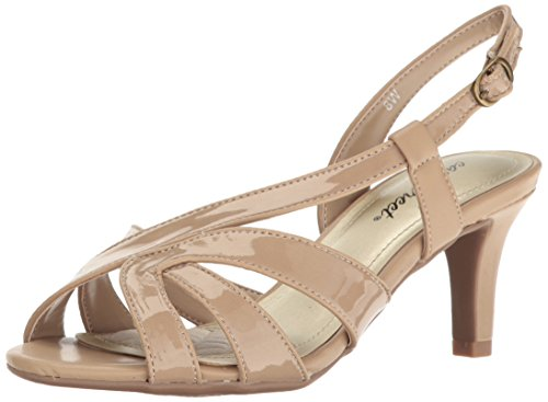 Easy Patent Desi Dress Street Nude Nude Women's Sandal qfaf1w