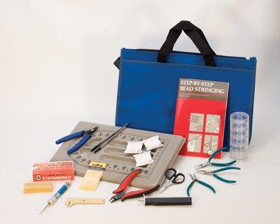 Professional Pearl and Bead Stringing Kit | KIT-421.00 (Tools Restringing)