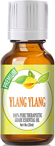 Ylang Ylang (30ml) 100% Pure, Best Therapeutic Grade Essential Oil (Type III) - 30ml / 1 (oz) Ounces