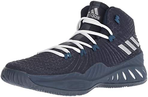 adidas Crazy Explosive Black/SIL/Gr Basketball Shoes (BW0985)