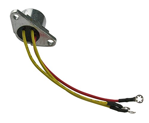 Premium Voltage Regulator Rectifier Fits MANY OMC Johnson Evinrude (Evinrude Outboard Jet)
