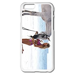 Nice Horse Plastic Cover For IPhone 6