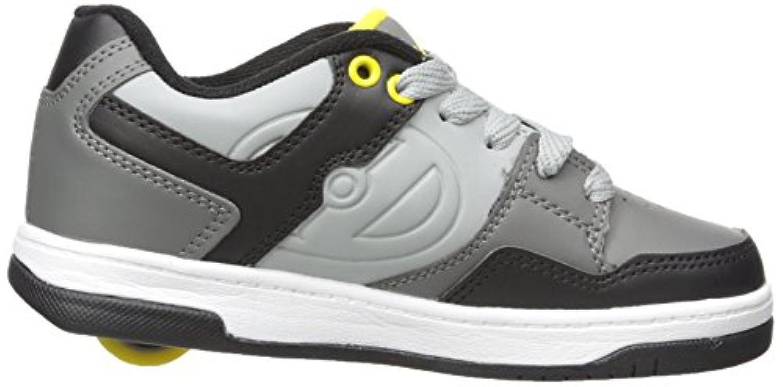 Heelys FLOW 2016 black/grey/yellow 33