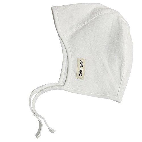Amazon.com  Sweet Layette Newborn Bonnet Cap - Baby Pilot Hat - 100%  Certified Organic Cotton  Clothing cb7dada5ec5