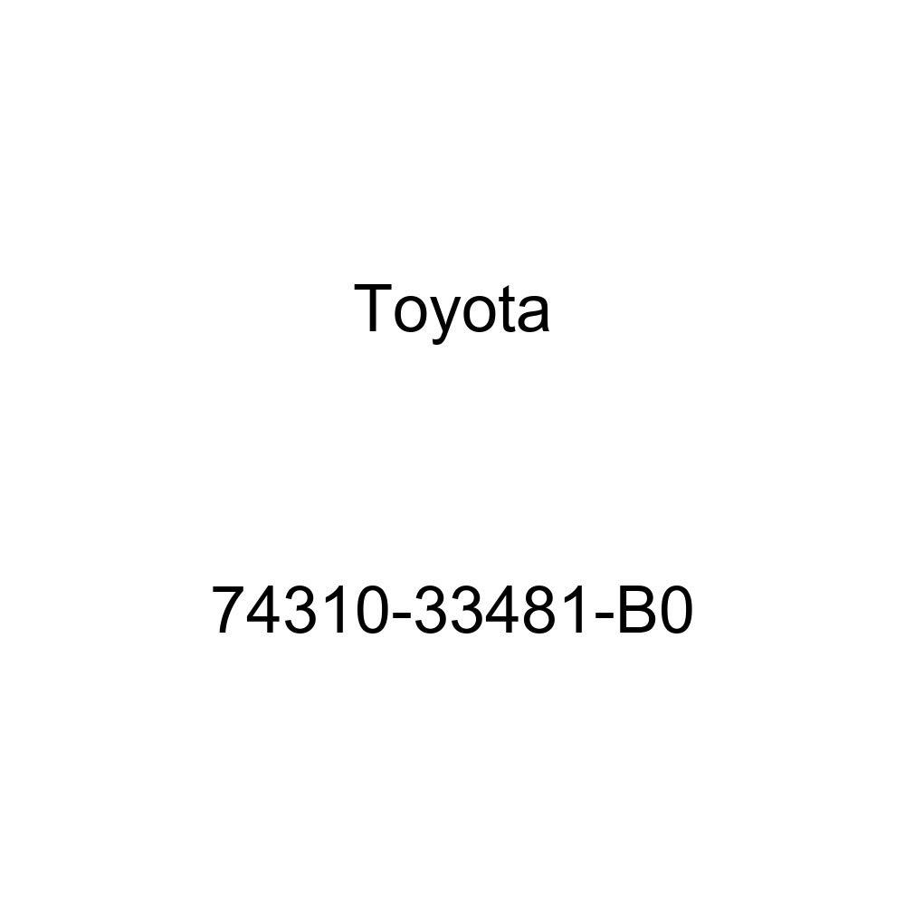 TOYOTA Genuine 74310-33481-B0 Visor Assembly