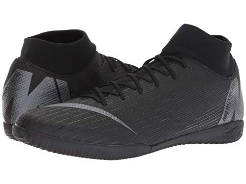[NIKE(ナイキ)] メンズランニングシューズ?スニーカー?靴 SuperflyX 6 Academy IC Black/Anthracite/Black/Light Crimson 10 (28cm) D - Medium