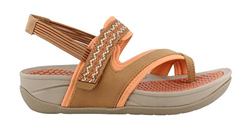 BareTraps Women's, Danique Mid Heel Sandals Auburn 9 M from BareTraps