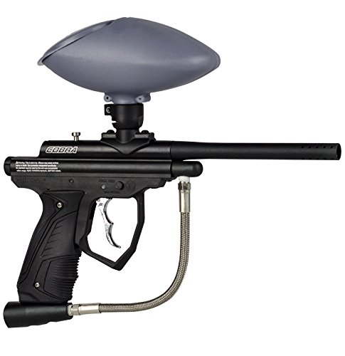 Double Trigger Paintball Guns - Valken Cobra Marker, Black