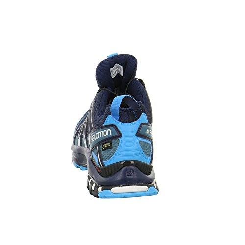 Salomon Xa Pro 3d Ultra 2 Gtx 120481 Herren Sportschuhe - Running Blau (blazer Blu Scuro / Oceano Hawaiano / Alba Blu)
