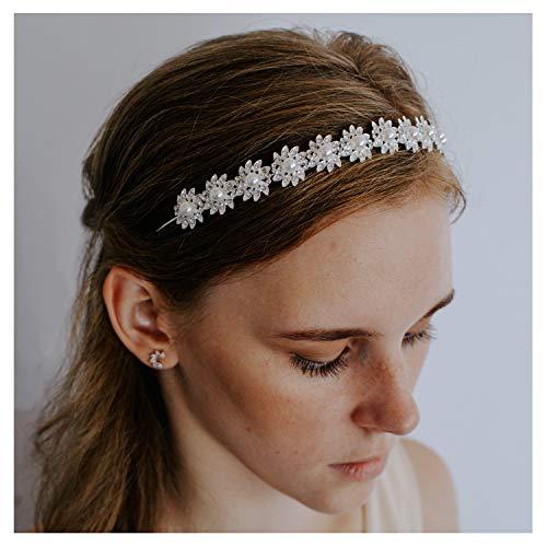 SWEETV Headband Headpiece Rhinestone Accessorie product image