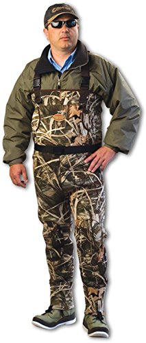Waterfowl Wading Systems Max-5 Neoprene Stockingfoot Wader (Large)