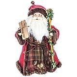 Santa Tree Topper Christmas Tree Top Decoration Gift Keepsake