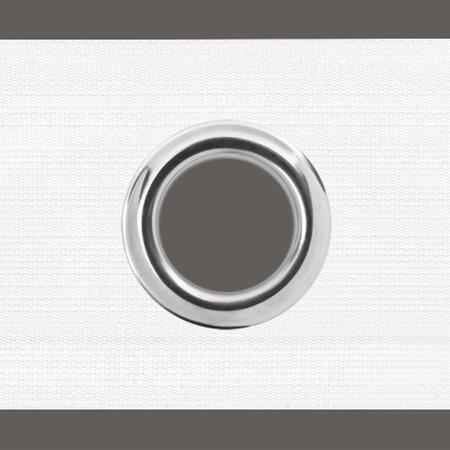 Gardinen Ösenband   zum annähen (100 mm, türkis)   2,5 Meter
