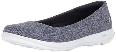 Skechers Unisex-Adult 15392 Go Walk Lite - 15392 Blue Size: 6.5