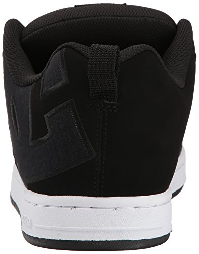 Herren Black Shoe Shoes Sneaker Chase Grey Black D0302100 DC 60FwHxw