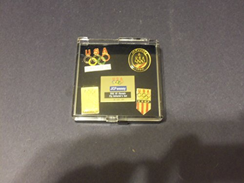 1992 US Olympic Pin Set - 1992 Olympic Pin
