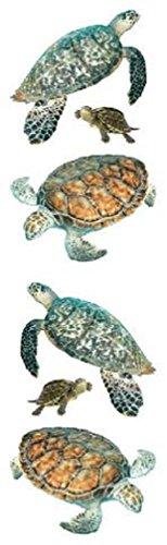 Mrs Grossman Sticker Roll - Mrs. Grossman's Stickers Turtle Photos Mini Roll
