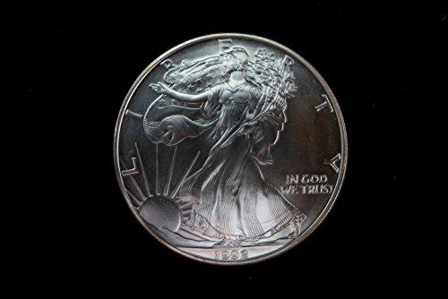 1992 American Eagle 1 oz. Silver Dollar Brilliant Uncirculated