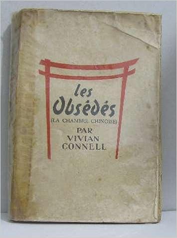 Les obsédés (la chambre chinoise): Connell Vivian: Amazon ...