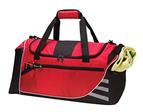 Travelwell Unisex-Adult Light Weight Carry on Sport Travel Gym Duffel Bag with Cooler For Sale