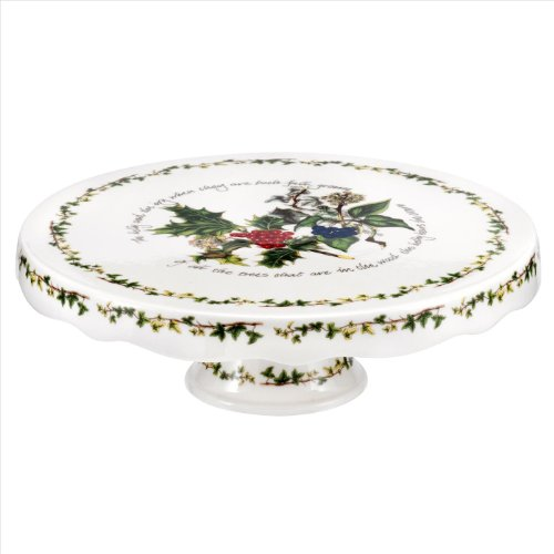Ivy Stand (Portmeirion Holly and Ivy Footed Cake Stand)