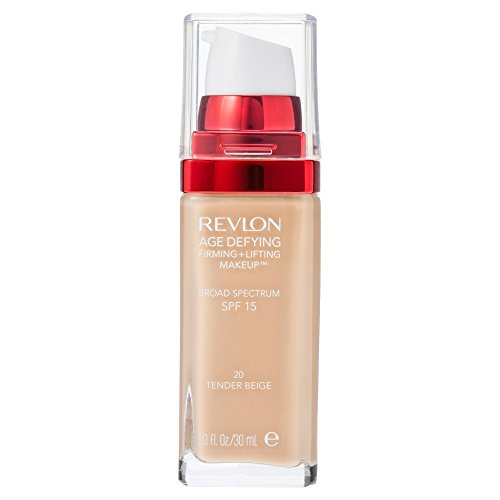 Revlon Age Defying Firming and Lifting Makeup, Tender Beige