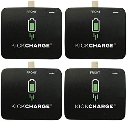 Amazon.com: KICKCHARGE Compatible con iPhone Family 4 Pack ...